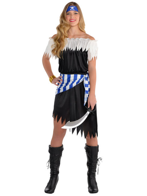 Girl's Teen Shipwreck Cutie Costume