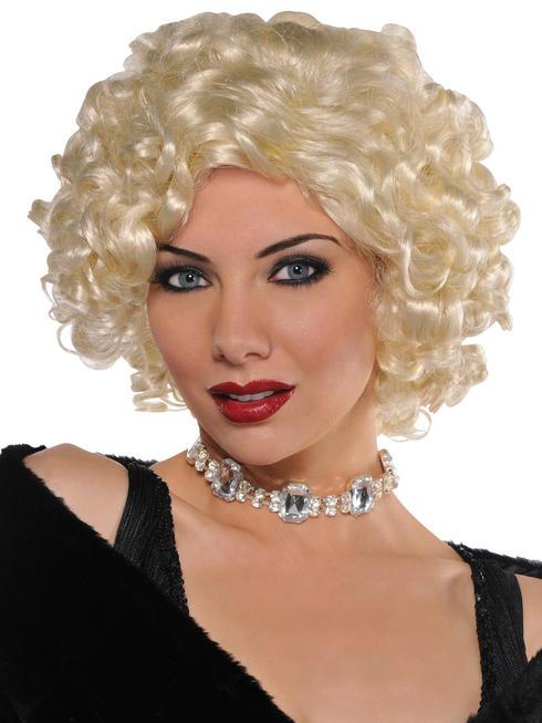Ladies 1920s Roxie Wig