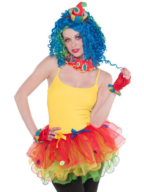 Adults Sassy Clown Kit