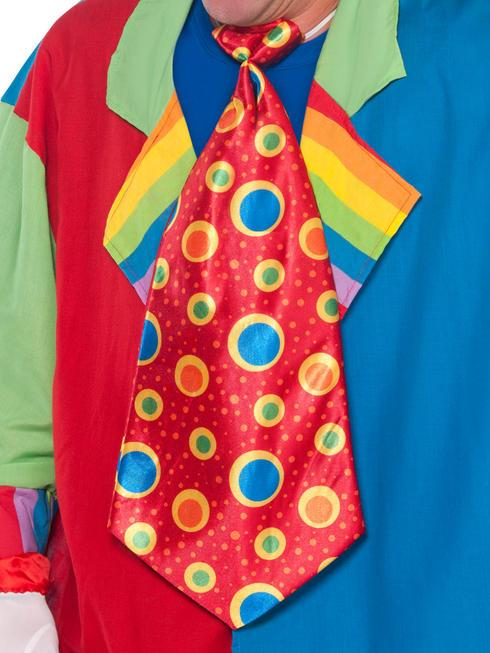 Adults Clown Jumbo Tie