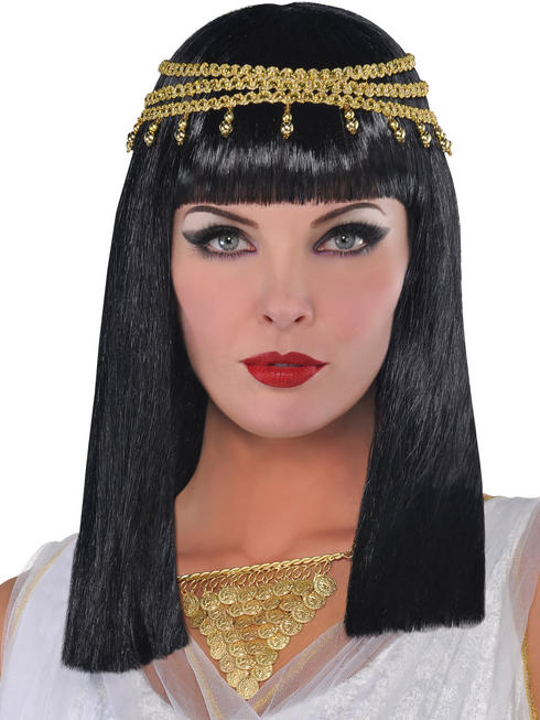 Ladies Egyptian Queen Wig