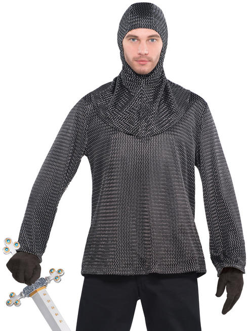 Men's Chain Mail Tunic