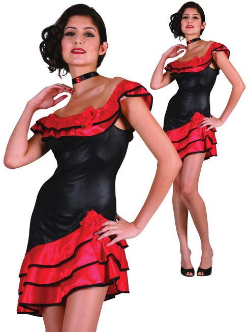 Ladies Spanish Costume