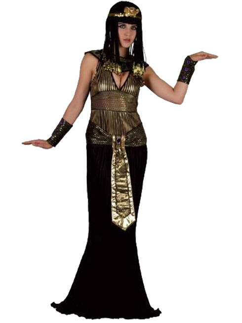 Ladies Queen of The Nile Costume