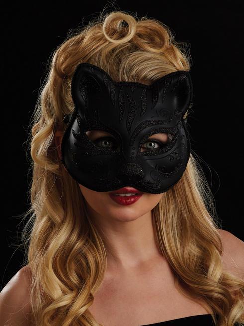 Black Version 2 Carissa Eye Mask