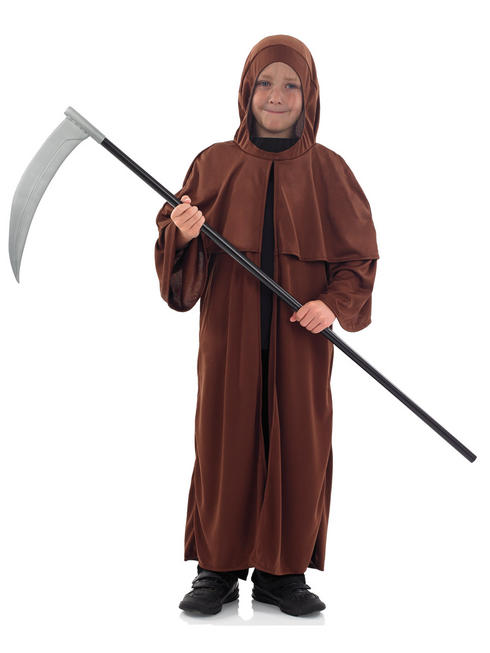 Boy's Medieval Monk Costume