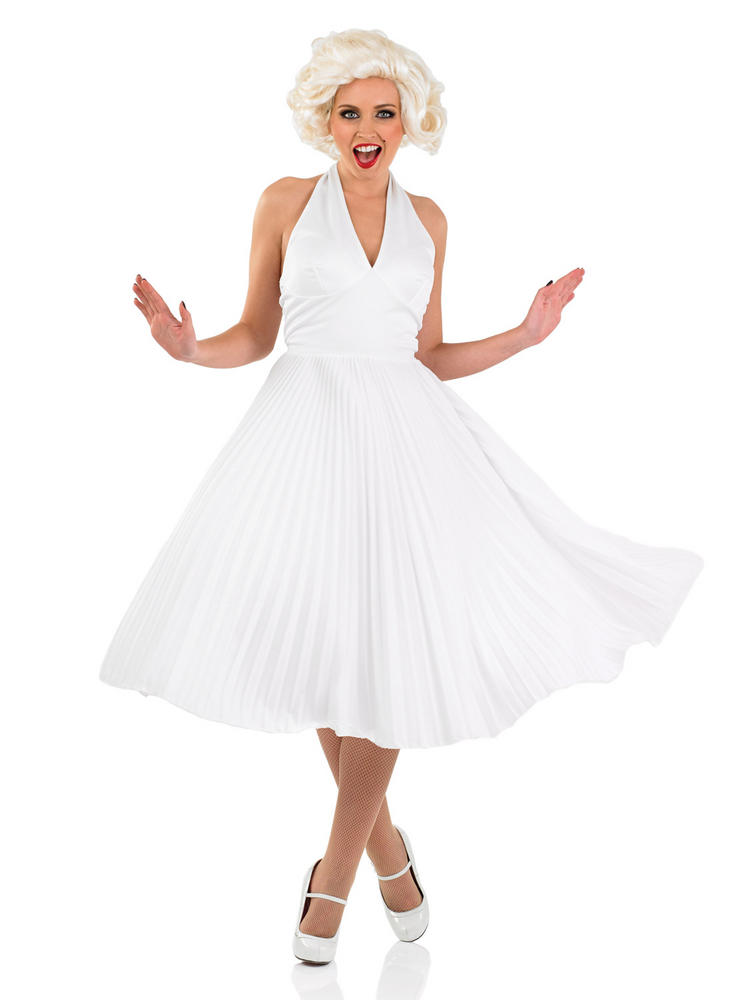 Ladies 50s Film Star Costume
