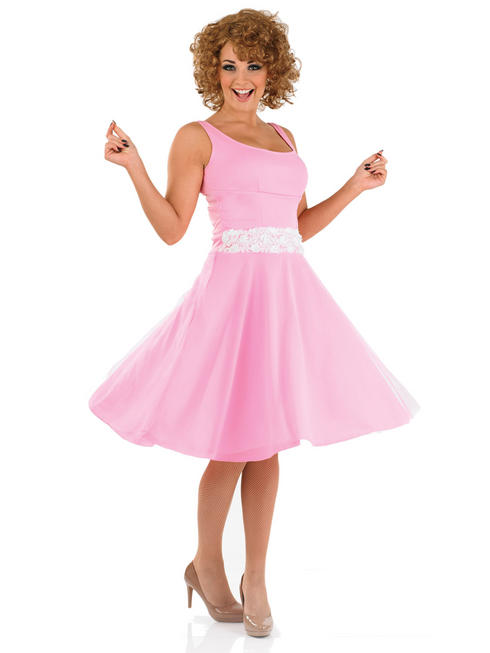 Ladies 80s Baby Dancer Costume