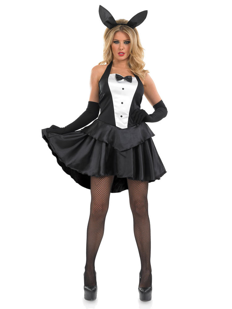 Ladies Bunny Girl Costume