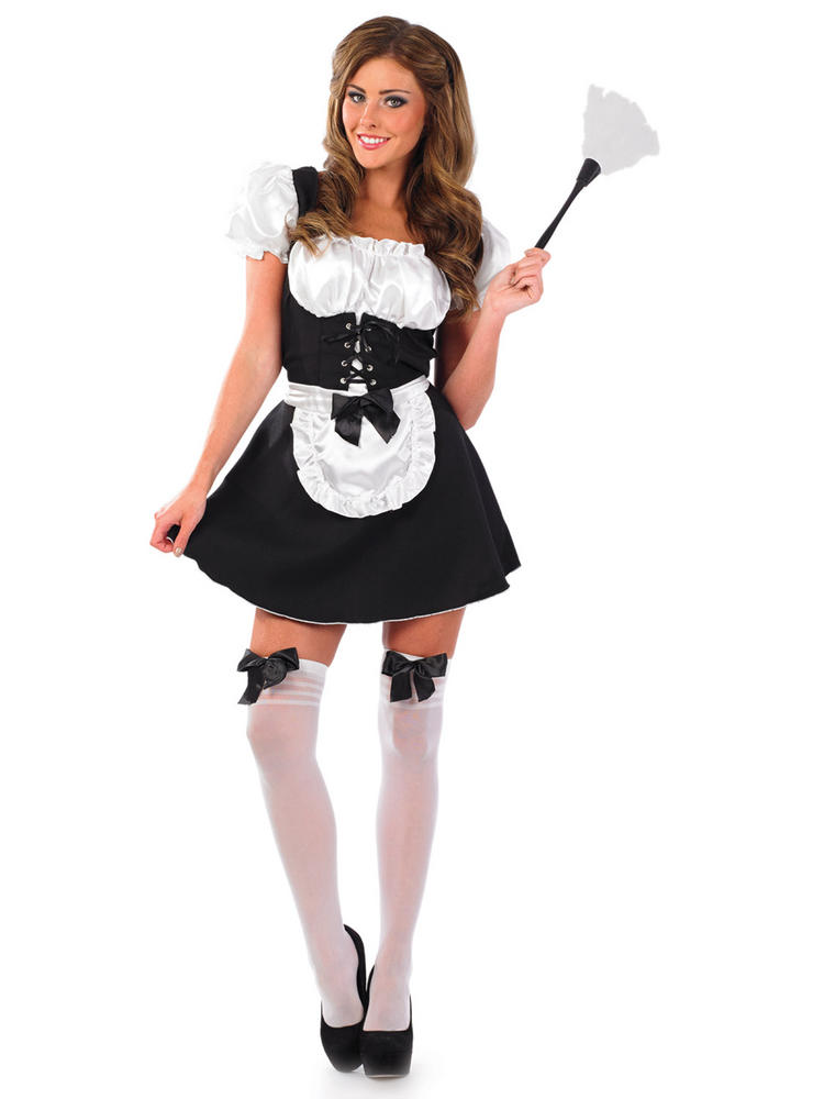 Ladies Cheeky Fraulein Costume