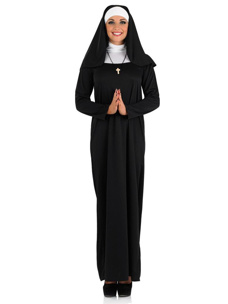 Ladies Nun Costume