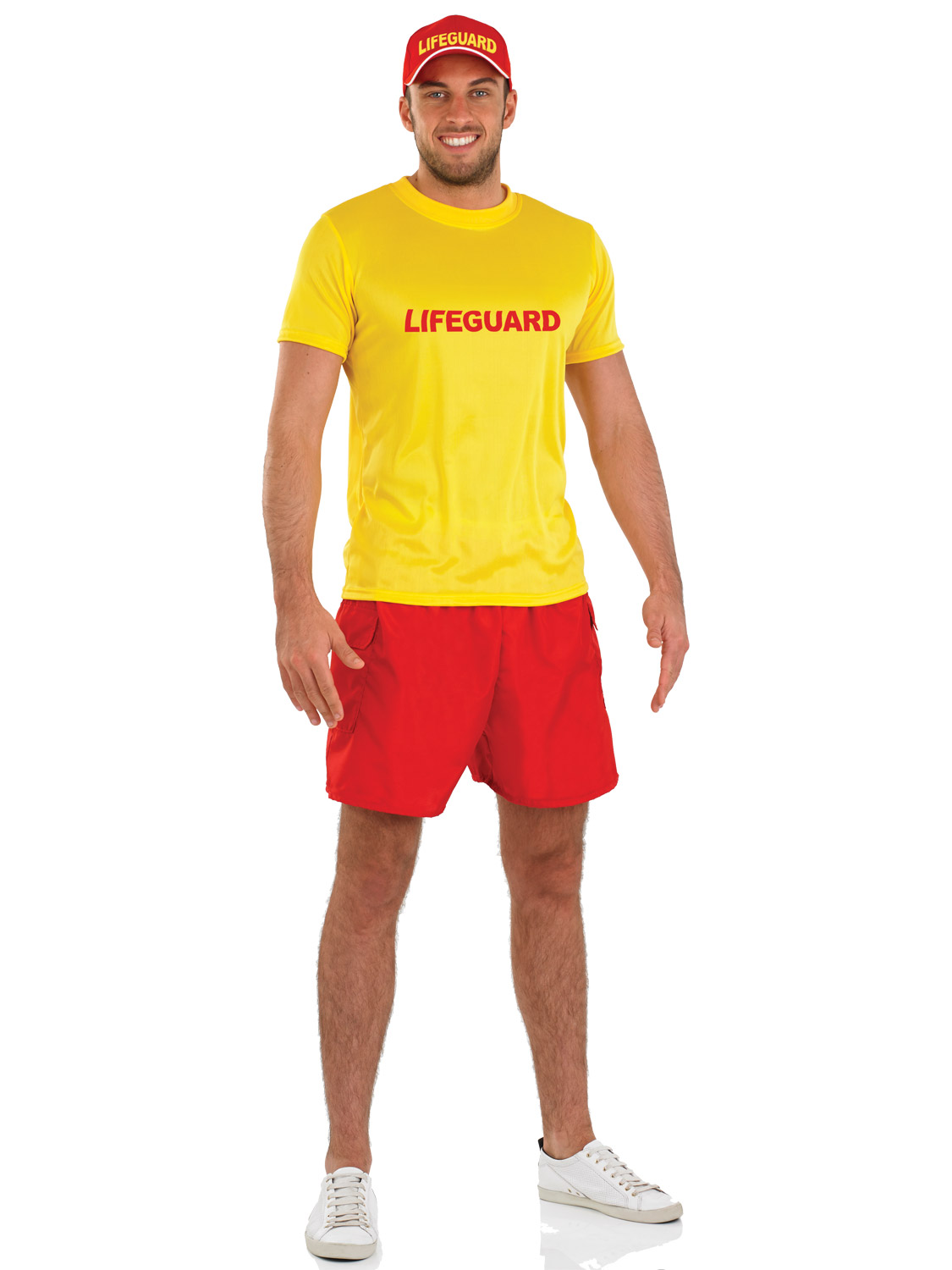 2b583e78f5b7 Men s Lifeguard Costume