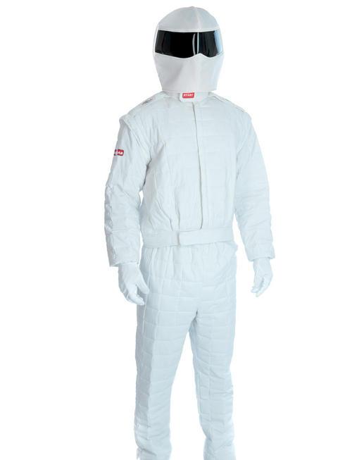 Men's Racing Driver Costume