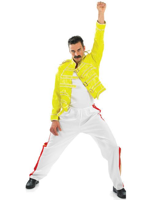 Men's Rock Legend Costume
