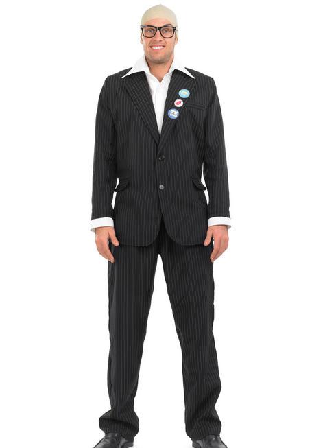 Men's TV Comic Costume