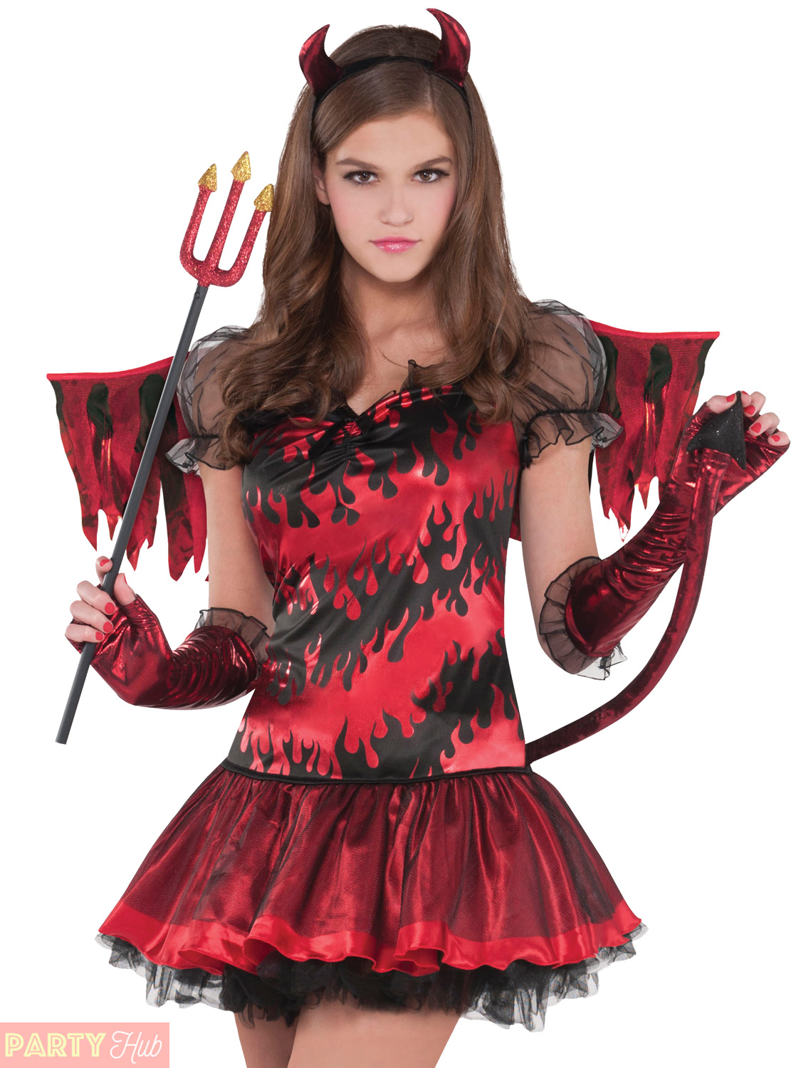 Opinion red hot devil halloween costumes nice