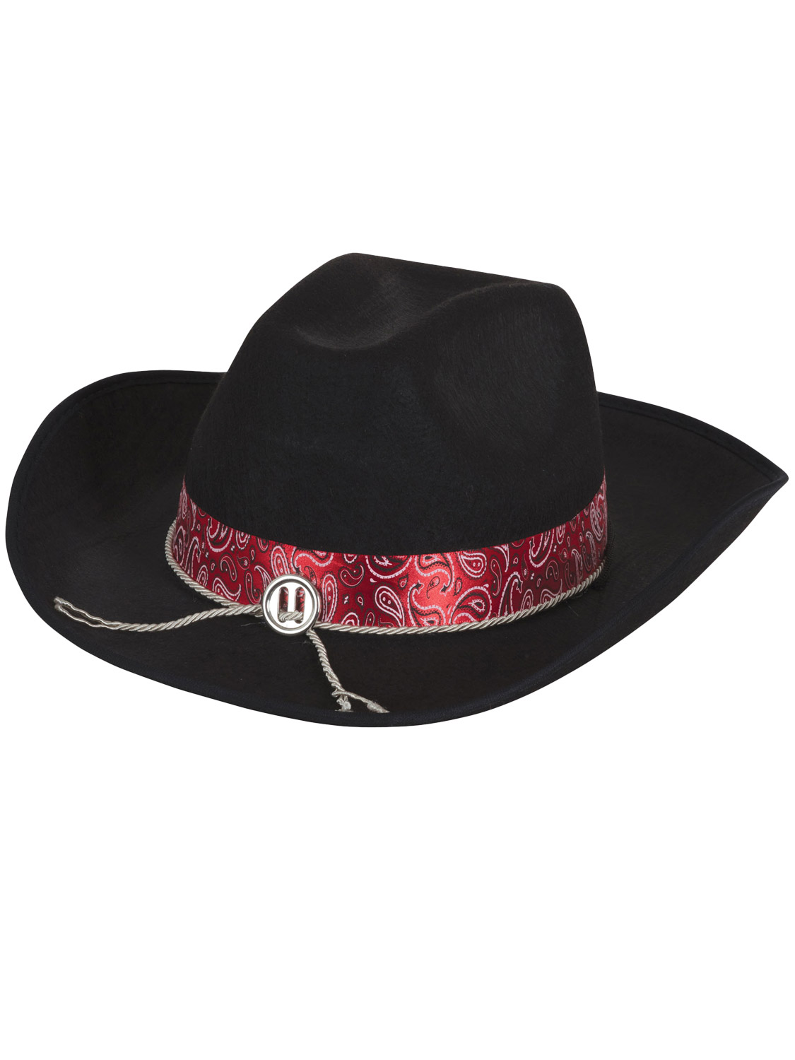 6818f507359 This Cowboy hat will ensure you look like you have stepped out of the Wild  West and is perfect for any fancy dress party!