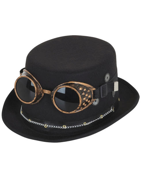 Adult's Steampunk Hat