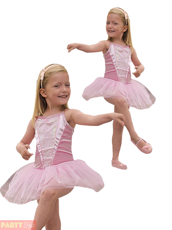 296f3b4b8 Girls Ballerina Costume Childs Toddlers Travis Designs Tutu Fancy ...