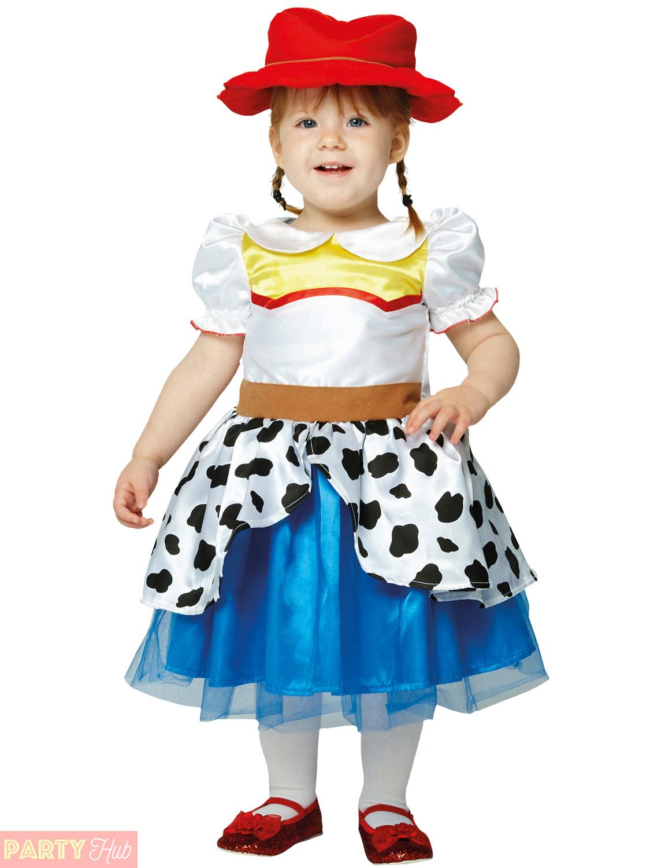 dcf7a792dd5ae Baby Disney Jessie Toy Story Costume Fancy Dress 3-24 Months Amscan ...