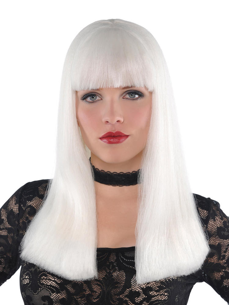 Ladies Glow in the Dark Wig