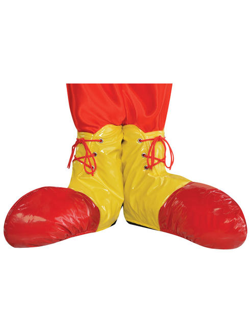 Child's Clown Shoe Covers