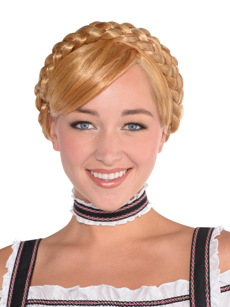 Ladies Bavarian Babe Wig