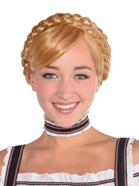 Ladies Bavarian Babe Wig