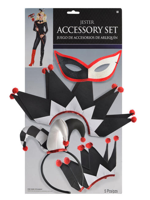 Ladies Jester Accessory Kit
