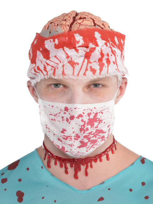 Adult's Sinister Surgery Mask