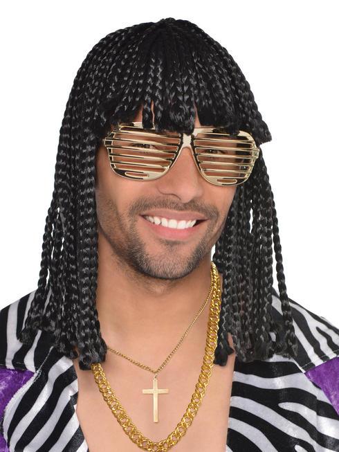 Men's Superfreak Wig