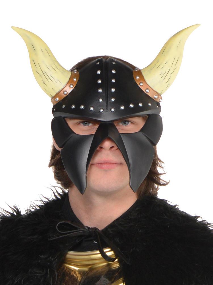 Adult's Demon Warrior Mask