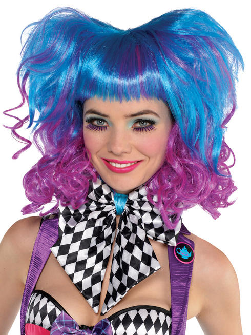Ladies Mad Hatter Wig