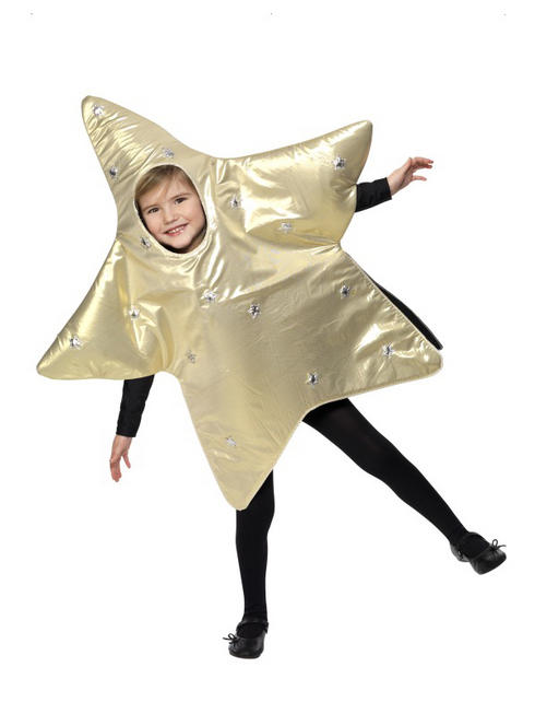 Kids Christmas Star Costume