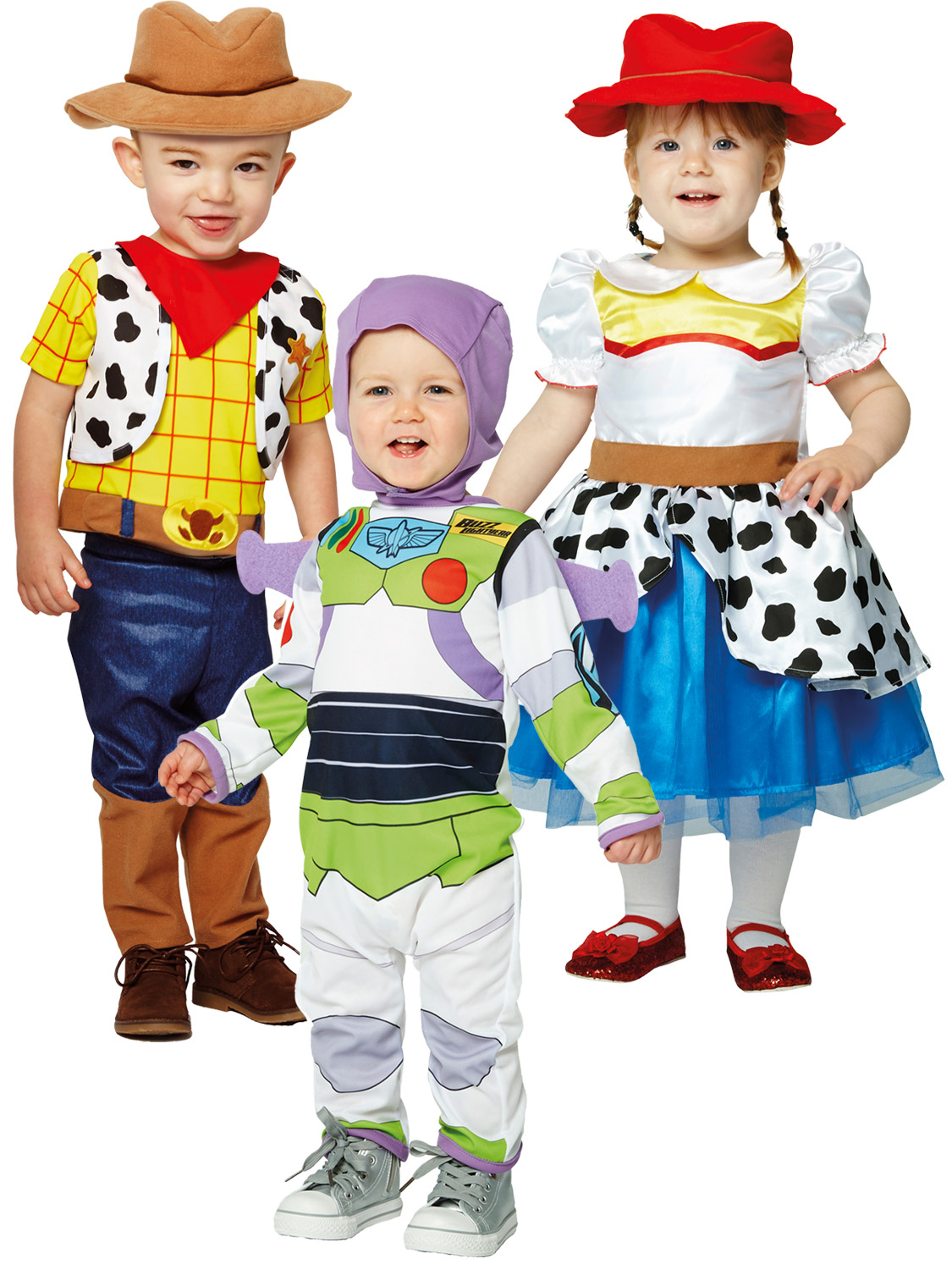 Transform your child into one of there favourite characters from Toy Story with these deluxe Travis Design Buzz Woody or Jessie Costumes!  sc 1 st  eBay & Childs Disney Toy Story Costume Boys Girls Buzz Woody Jessie Travis ...
