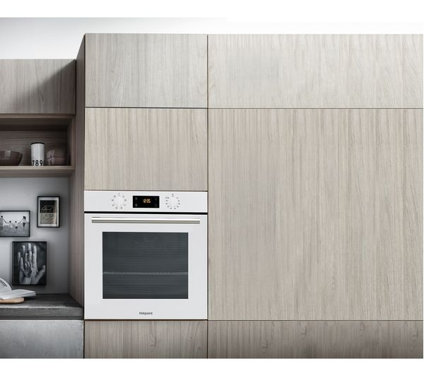 Hotpoint Class 2 Sa2 540 Hwh Electric Oven White Currys