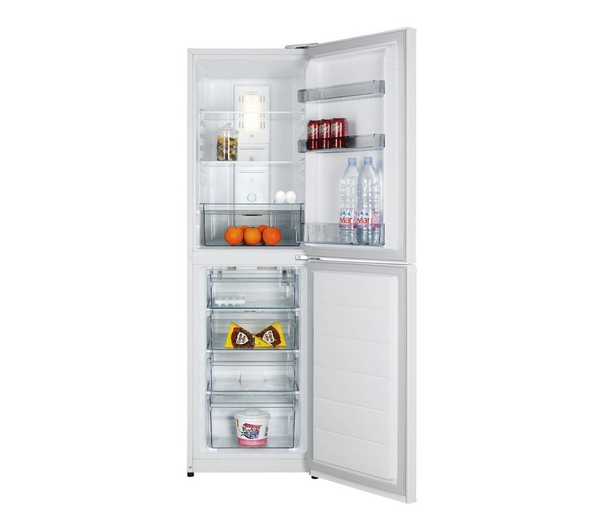 DAEWOO DFF470SW Fridge Freezer A+ – White 5031117413716 | eBay