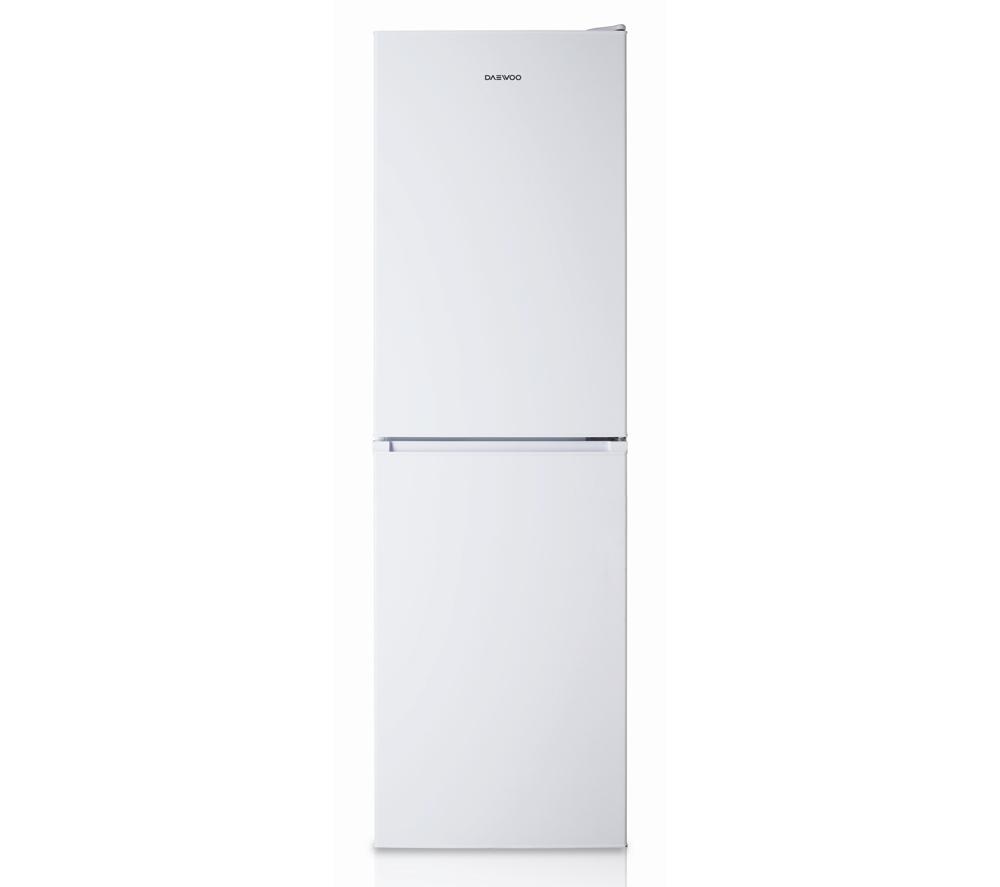 DAEWOO DFF470SW Fridge Freezer A+ – White 5031117413716 | eBay