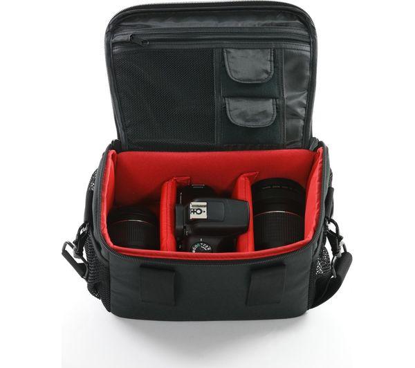 CANON ES100 DSLR Camera Bag - Black | eBay