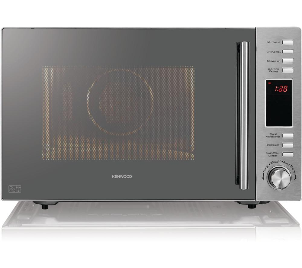 Sentinel Kenwood K30css14 Combination Microwave Stainless Steel 30 Litres 900 W