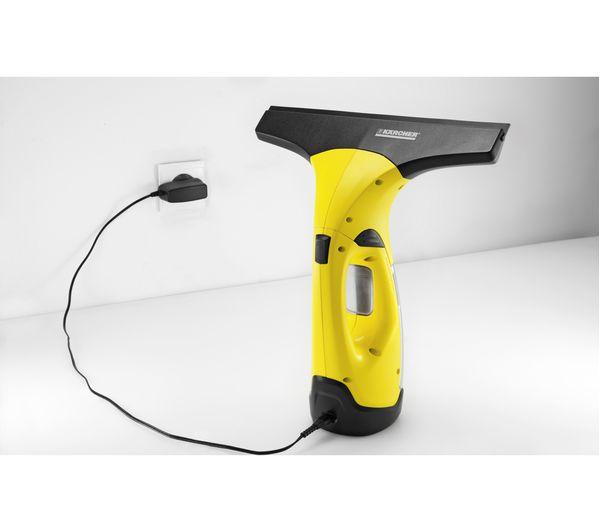 Karcher Wv2 Plus Window Vacuum Cleaner Yellow