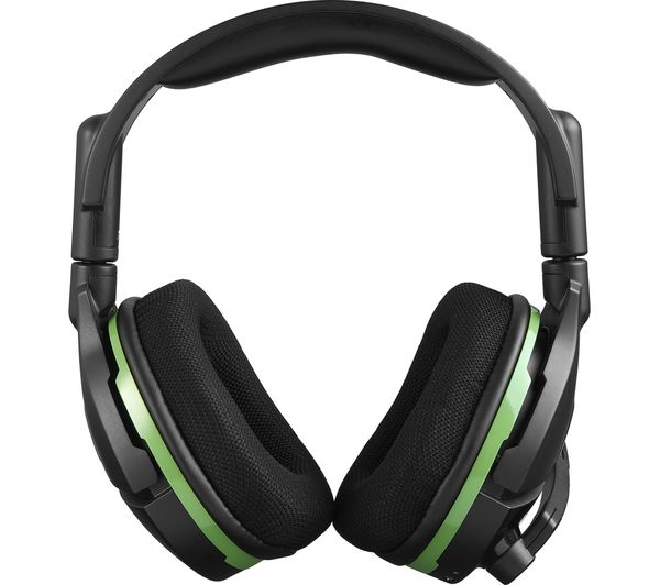 TURTLE BEACH Stealth 600 Wireless Gaming Headset - Black & Green - Currys