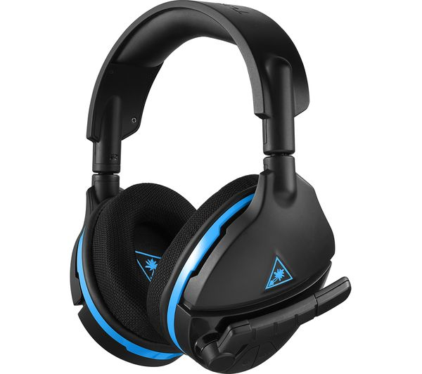TURTLE BEACH Stealth 600 Wireless Gaming Headset - Black & Blue - Currys