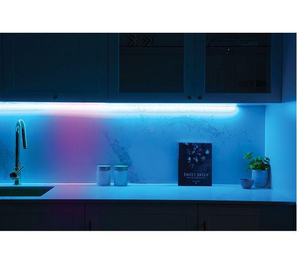 Details about LIFX Z LED Light Strip Extension - 1 m - Currys