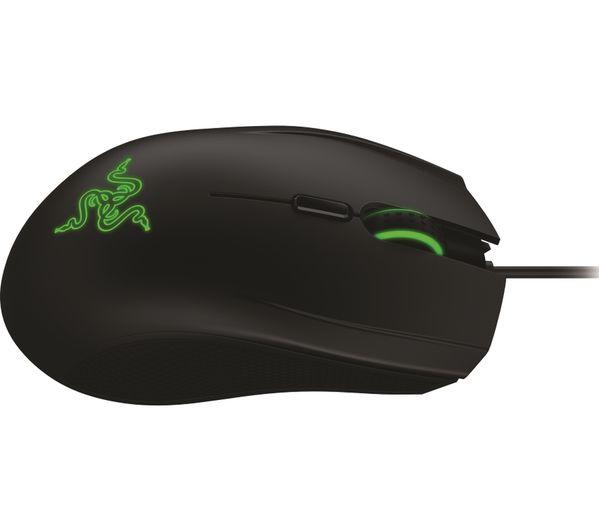 4bb82cd1edb Sentinel RAZER Abyssus V2 Optical Gaming Mouse - Currys