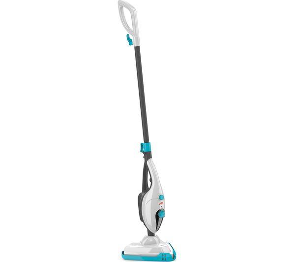 Vax S3s Steam Cleaner White: VAX Steam Clean Multi S85CM Multifunction Steam Mop White