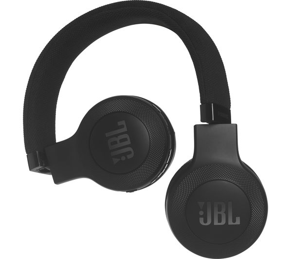 f7118102e47 Sentinel JBL E45BT Wireless Bluetooth Headphones - Black - Currys