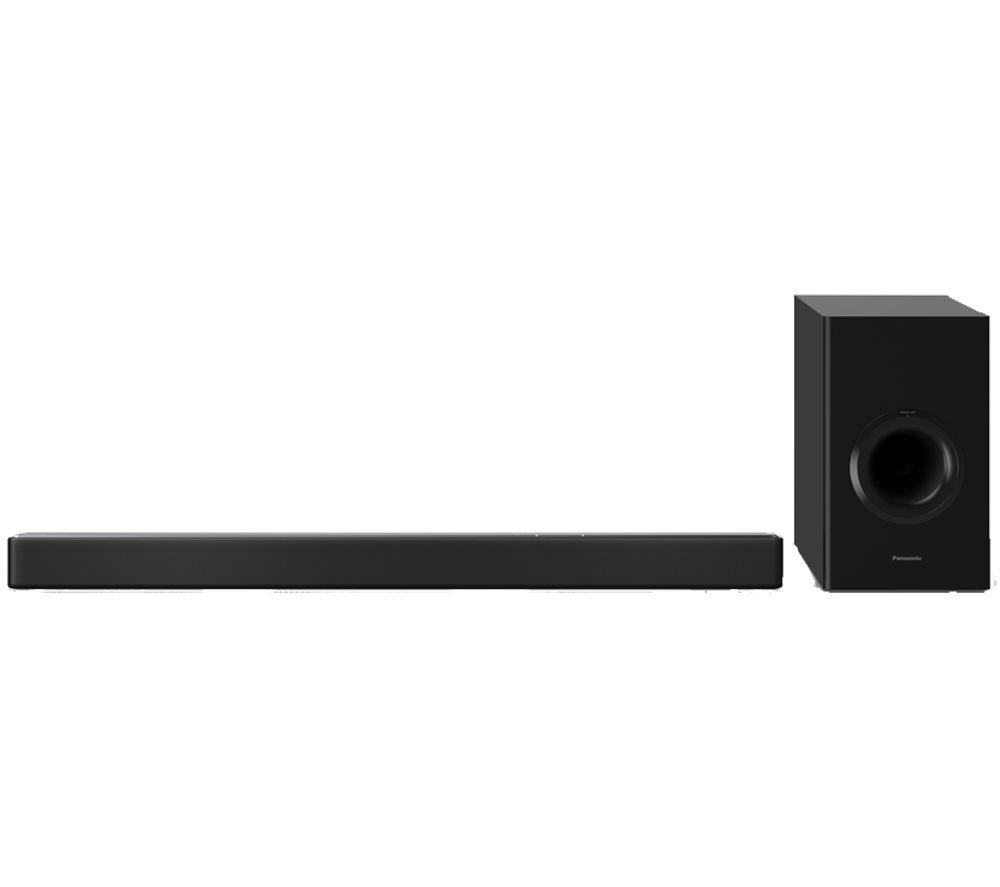 Sentinel PANASONIC SC-HTB688EBK 3.1 Wireless Sound Bar - Currys