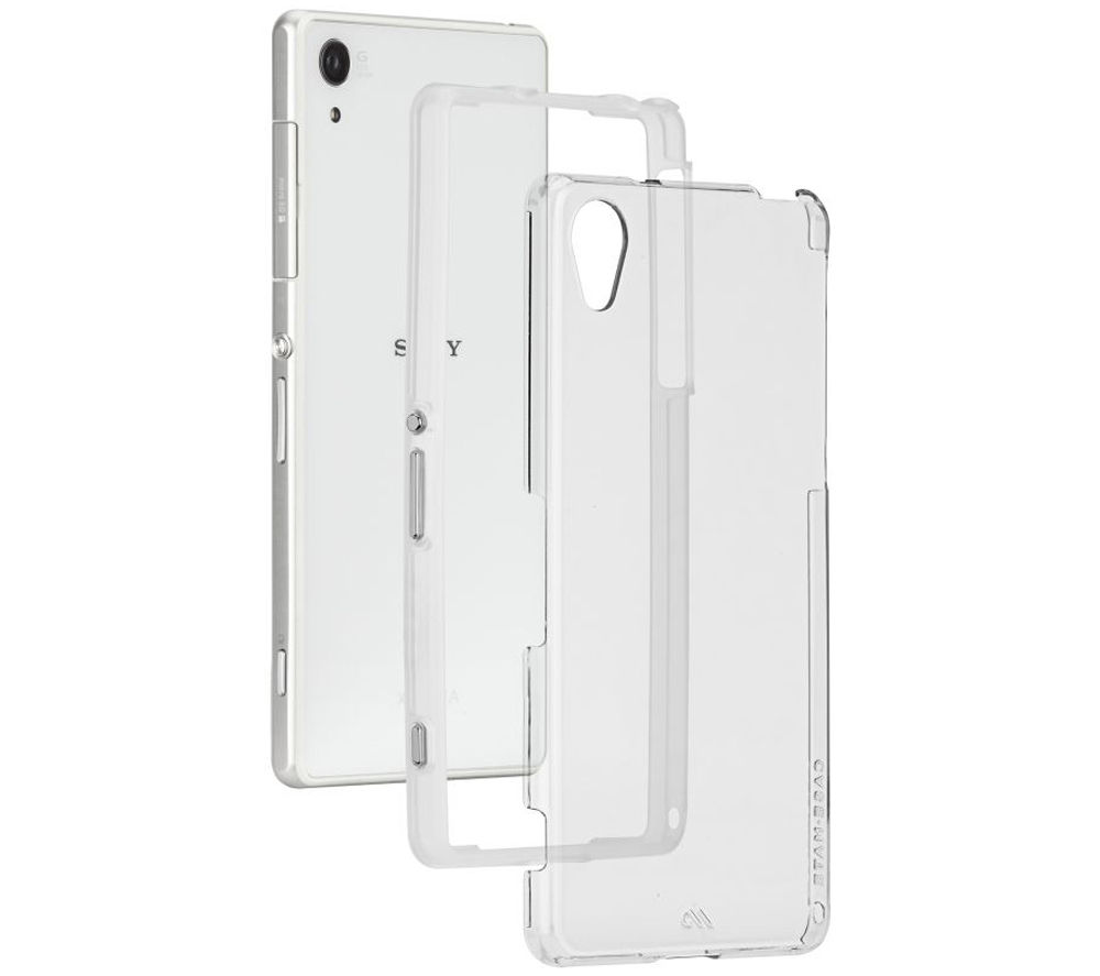 new product 6f13e cf6f2 Details about CASE-MATE CM030985 Tough Naked Sony Xperia Z2 Case - Clear -  Currys