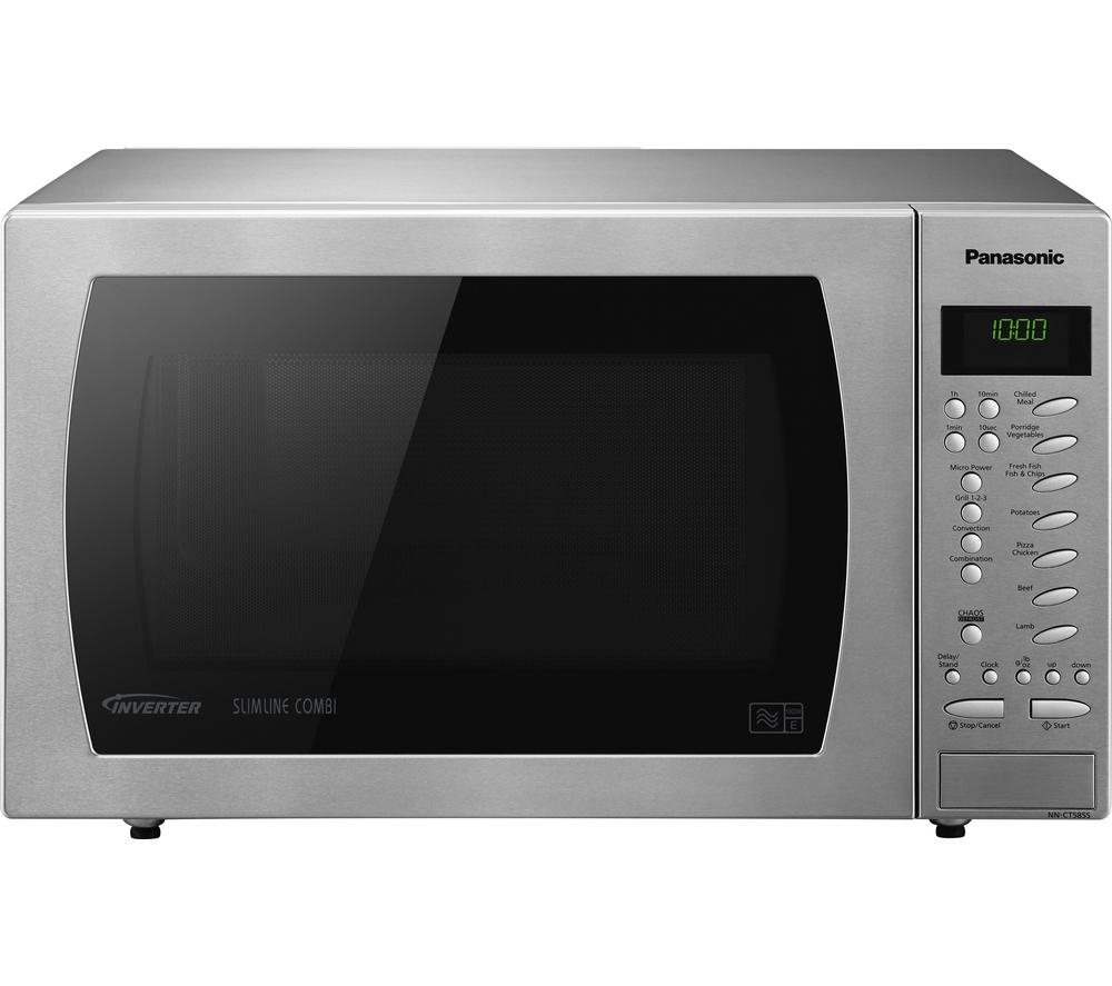 PANASONIC NN-CT585SBPQ Combination Microwave Stainless